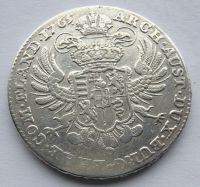 Rakousko Tolar křížový 1765 Marie Terezie