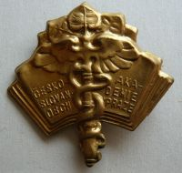 ČSR - slovanská obchodní akademie