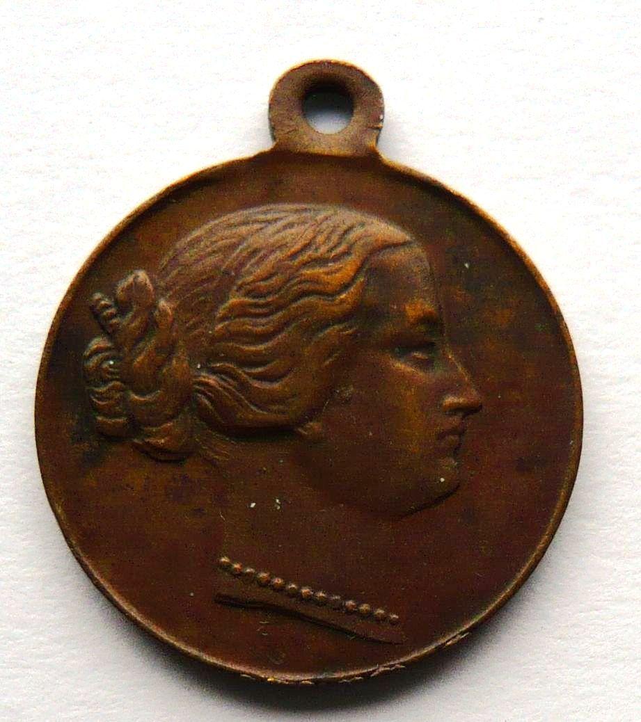 Francie císařovna Eugenie Br průměr 23mm
