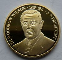 USA američtí presidenti Th. Wilson