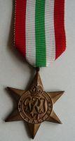 V.Británie za boje v Itálii