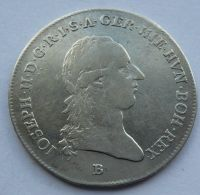 Uhry 1/4 Tolar 1788 B Josef II.