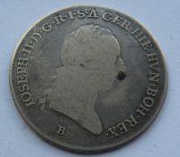 Uhry 1/4 Tolar 1789 B Josef II.