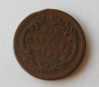 Čechy 1 Grešle 1767 Marie Terezie