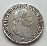Čechy 20 Krejcar 1832 C František II.