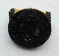 Německo - 1.sv.v. knoflík + stuha 1914-18