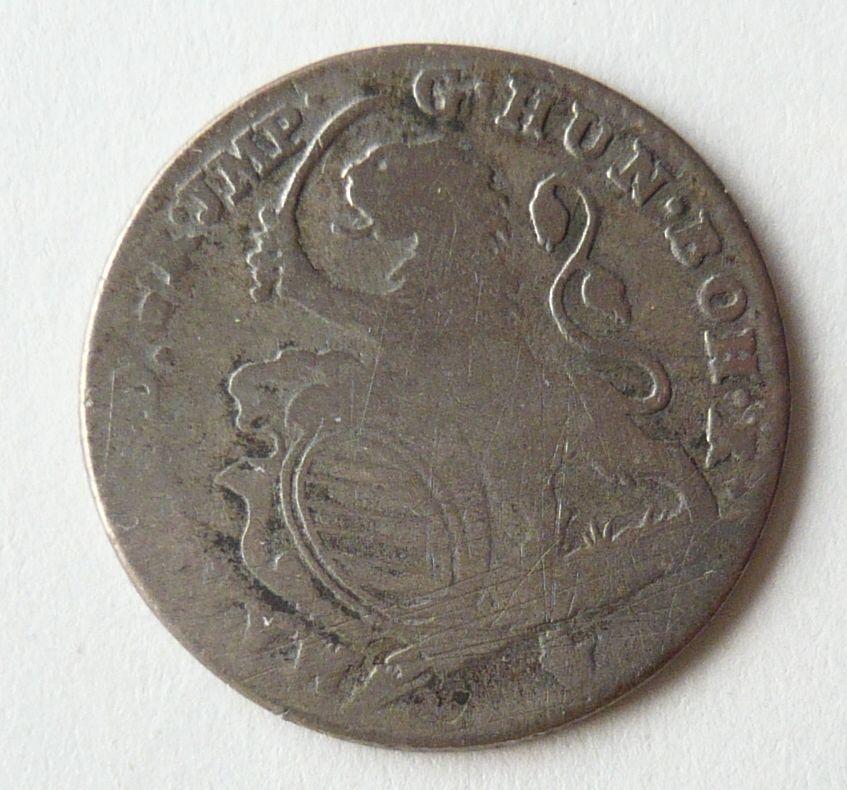 Rak. Nizozemí ESCALIN 1754 Marie Terezie