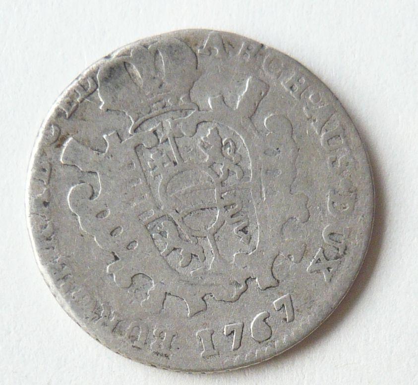 Rak. Nizozemí ESCALIN 1767 Marie Terezie