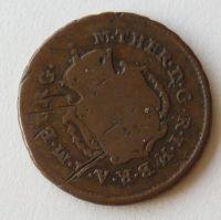 Rakousko 1/2 Krejcar 1772 G Marie Terezie