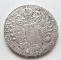 Rakousko 1/2 Tolar 1792 A Leopold II.
