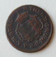 Rakousko 1/4 Krejcar 1772 G Marie Terezie