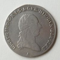 Rakousko 1/4 Tolar 1788 A Josef II.