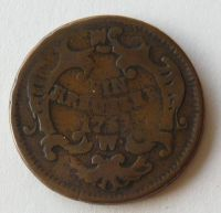 Rakousko 1 Krejcar 1761 W Marie Terezie - Vídeň