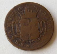 Rakousko 1 Krejcar 1772 G Marie Terezie - Gratz