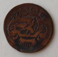 Rakousko 1 Soldo 1769 H Marie Terezie - Hall
