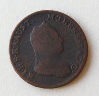 Uhry 1/2Krejcar 1779 K Marie Terezie