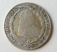 Uhry 20 Krejcar 1778 SKPD Marie Terezie