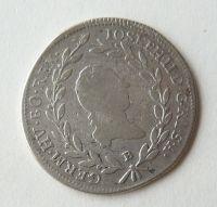 Uhry 20 Krejcar 1786 B Josef II.