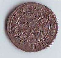 1/2 Batzen(1579-biskupství Strassburg), Johann v. Manderscheid
