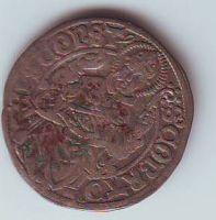 1/2 Batzen-Schilling(2 pol. 16. století, Constanz), Německo