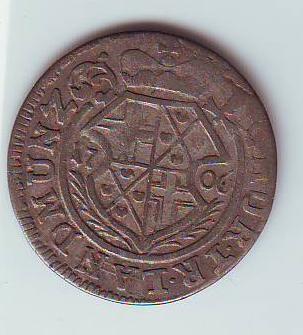 3 Albus-Petermenger(1706-Trier), Německo, Johan Hugo