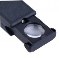 Lupa s LED přísvitem, zvětšení 45x