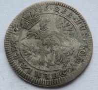 Čechy 3 Krejcar 1696 Leopold I.