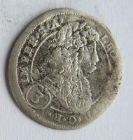 Čechy 3 Krejcar 1699 Leopold I.
