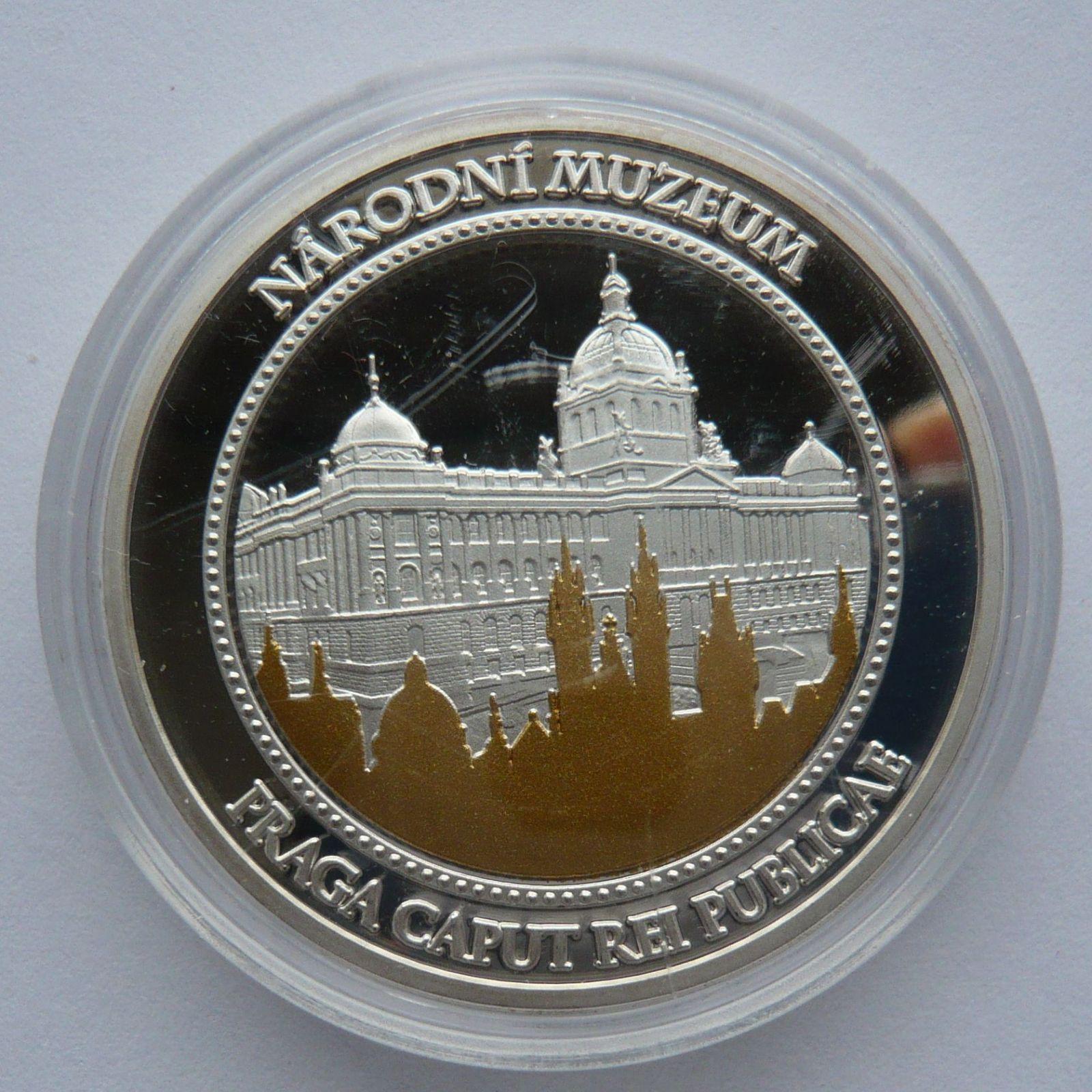 ČR zlatá Praha Karlův most