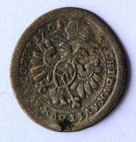 Rakousko 1 Krejcar 1696 Leopold I.