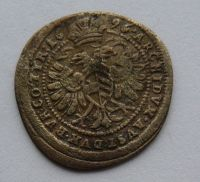 Rakousko 1 Krejcar 1698 Leopold I.