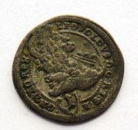 Rakousko 1 Krejcar 1700 Leopold I.