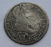 Rakousko VI. Krejcar 1692 Štýrsko - Leopold I.
