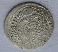 Slezsko 3 Krejcar 1666 Leopold I.