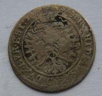 Slezsko 3 Krejcar 1696 Leopold I.