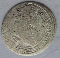 Slezsko 3 Krejcar 1699 CB Leopold I.