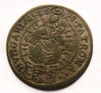 Uhry 3 Krejcar 1698 Leopold I.