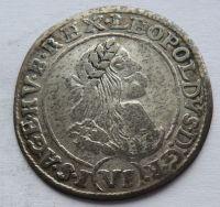 Uhry VI. Krejcar 11669 Leopold I.
