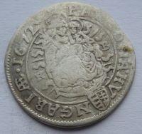 Uhry VI. Krejcar 1672 Leopold I.