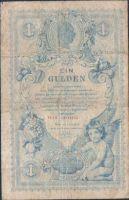 1Gulden/1888/, stav 3-, série Vl 15