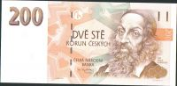 200Kč/1998/, stav UNC, série F