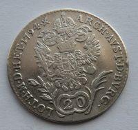 Rakousko 20 Krejcar 1794 B františek II.