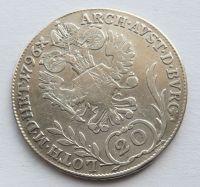 Rakousko 20 Krejcar 1796 F František II.