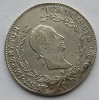 Rakousko 20 Krejcar 1830 E - František II.