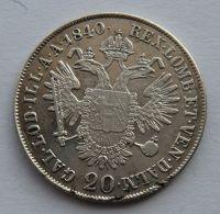 Rakousko 20 Krejcar 1840 A Ferdinand V.