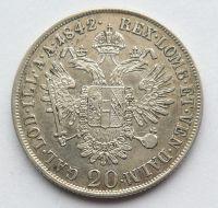 Rakousko 20 Krejcar 1842 A - Ferdinand V .