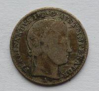 Rakousko 3 Krejcar 1836 A - Ferdinand V. - opis FERDINANDUS