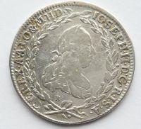Uhry 20 Krejcar 1777 B - Josef II.