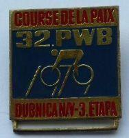 32.ročník závodu míru -  3.etapa