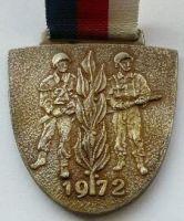 ČSR Soutěž požárních družstev 1972